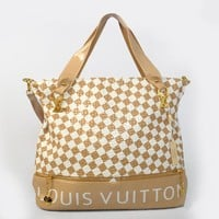 Louis Vuitton LV Women Fashion Leather Tote Handbag Satchel Shoulder Bag