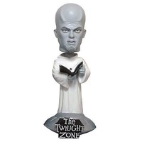 The Twilight Zone Kanamit Bobblehead