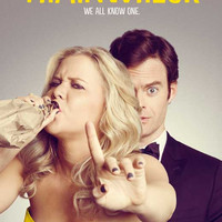 Trainwreck 11x17 Movie Poster (2015)