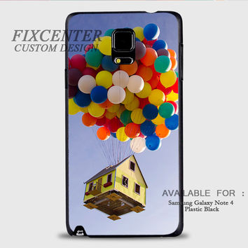 Up Baloon - Samsung Galaxy Note 4 Case