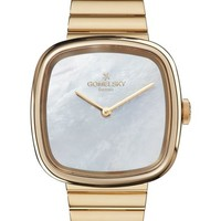 Gomelsky The Eppie Sneed Mini Bracelet Watch, 32mm | Nordstrom