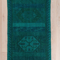 Urban Outfitters - Magical Thinking Overdyed Kilim Rug