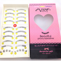 10Pairs Different Under / Lower / Bottom False Eyelashes Eye Lashes