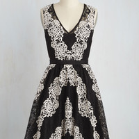 Plenty by Tracy Reese Chesapeake Mystique Dress | Mod Retro Vintage Dresses | ModCloth.com