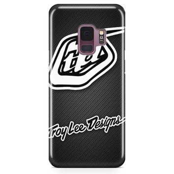 Troy Lee Designs Sportwear Tld Carbon Printed Samsung Galaxy S9 Case | Casefantasy