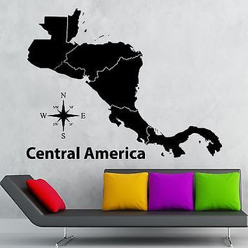 Best large map decals products on wanelo for Environmental graphics giant world map wall mural