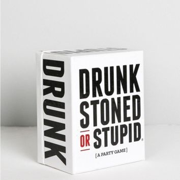Drunk Stoned Or Stupid Produced By SHOWPO