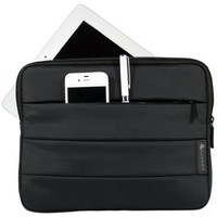 LUVVITT ® MASTER Sleeve Case Pouch - Ballistic Zip Bag for iPad Air 5 / iPad 4 / iPad 3 / iPad 2 (LIFETIME WARRANTY)