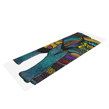 "Pom Graphic Design ""Elephant of Namibia"" Yoga Mat"