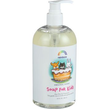 Liquid Soap For Kids Original Scent ( 2 - 16 FZ)