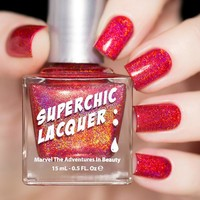 SuperChic Cherub Nail Polish (Cupid's Bow Collection)
