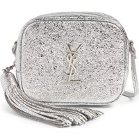 Saint Laurent Monogram Blogger Calfskin Crossbody Bag | Nordstrom