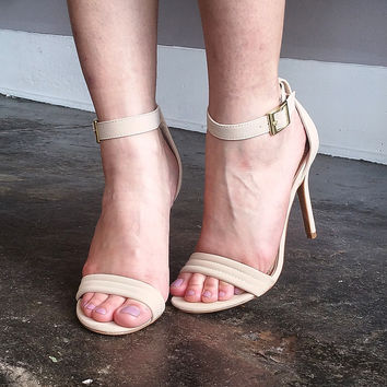 A Lovely Nude Pump
