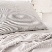 Covina Striped Fitted Sheet - Urban Outfitters