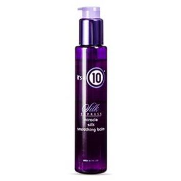 It's a 10 Miracle Silk Express Smoothing Balm - 5 Fl Oz