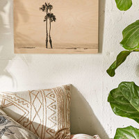 Bree Madden For DENY Two Palms Wood Panel - Urban Outfitters