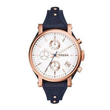 Fossil Women's Original Boyfriend Chronograph Watch