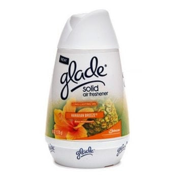 Glade Solid Air Freshener, Hawaiian Breeze, 6 Ounce