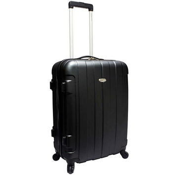 "Traveler's Choice® Rome 25"" Hard-Shell Spinner Upright Luggage - JCPenney"