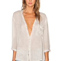 YFB CLOTHING Nonnie Top in Oatmeal