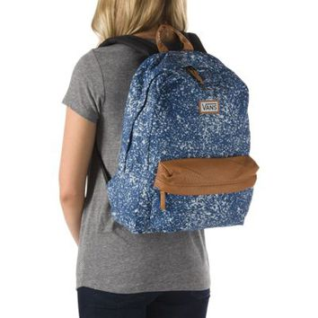 Vans Deana II Backpack (Bleach Splatter)