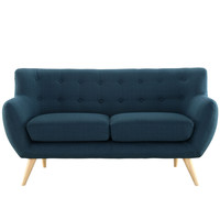 Remark Loveseat in Azure