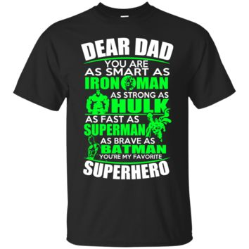 Dad Super Hero Men's T-Shirt 2