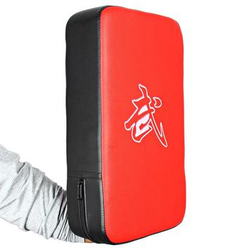 Leather Punching Boxing Pad
