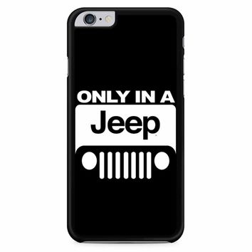 Jeep Logo iPhone 6 Plus / 6S Plus Case