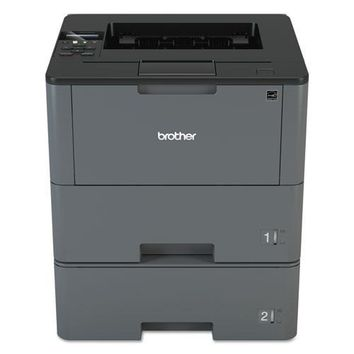 Brother HL-L6200DWT Business Laser Printer with Wireless Networking, Duplex Printing, and Dual Paper Trays