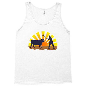 26. cow execution 016 Tank Top