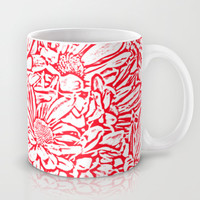 Daisy Daisy in Hello Ruby Mug by Lisa Argyropoulos