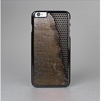 The Rustic Peeled Metal Skin-Sert for the Apple iPhone 6 Skin-Sert Case