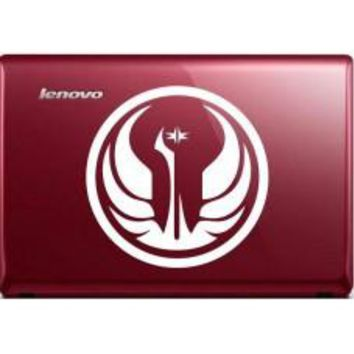 Galactic Republic Star Wars Car Window Ipad Tableet PC Notebook Cumputer Decal Sticker
