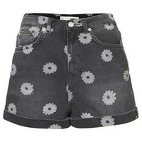 MOTO Mix Floral Mom Shorts