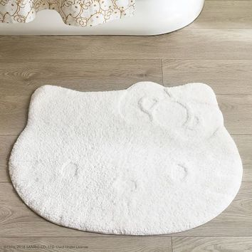 Hello Kitty® Shaped Bath Mat
