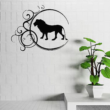 best lion king wall decor products on wanelo. Black Bedroom Furniture Sets. Home Design Ideas
