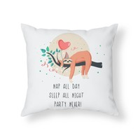 Nap all day | printapix's Artist Shop