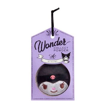 AC Wonder Collect Powder- Sanrio Characters (Kuromi )