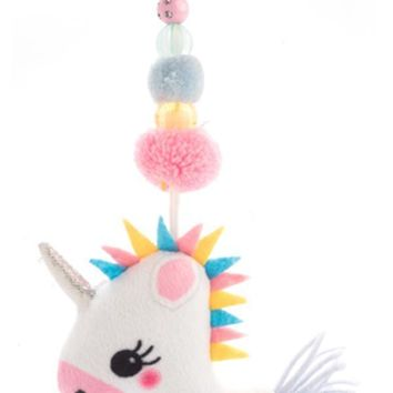Unicorn Kingdom | POM POM KEYRING