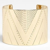 Carole Etched Cuff | Nordstrom