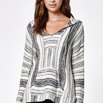 Billabong Bonfire Beach Baja Hooded Pullover Sweater at PacSun.com