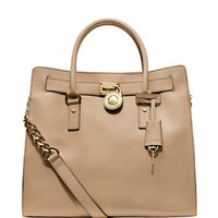 Michael Michael Kors Tote Large North South Hamilton