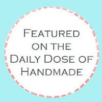 Daily Dose of Handmade: Win it Wednesday - Team Giveaway # 2