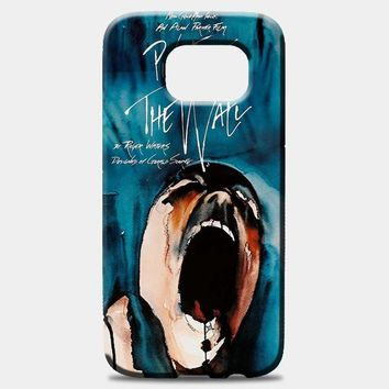 Pink Floyd The Wall Poster Samsung Galaxy S8 Case | casescraft
