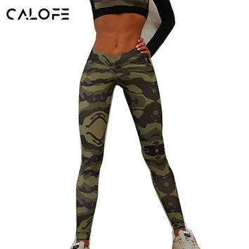 Tactical Camouflage Sports Pants