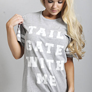 charlie southern: tailgate with me jersey t shirt