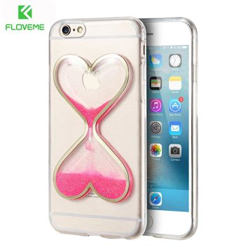 Liquid Phone Cases For  iPhone 7, 6, 6S, 5S, Plus iPhones, And  Samsung Galaxy S6, S7 Edge