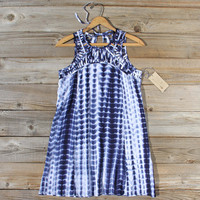 Indigo Moon Dress