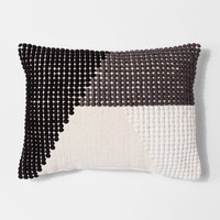 Texture Color Block Lumbar Pillow - Project 62™